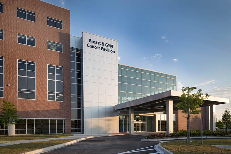 Breast and GYN Cancer Pavilion Opens | Woman's Hospital